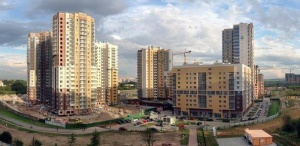 Triumph Park, St Petersburg — residential multi phased complex