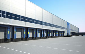 Logistic center, Saratov — logistics